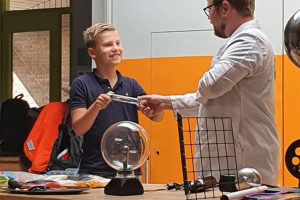 Mad Scienceshow over elektriciteit